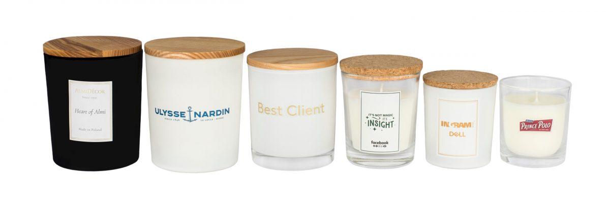Producent świeczek zapachowych private lable